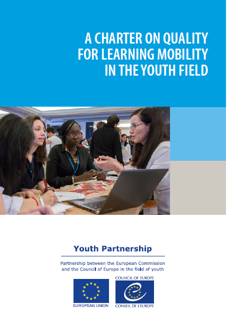 Quality Charter for Learning Mobility in the youth field: Open badges can help!
